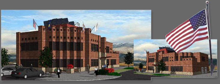 Bozeman Prospect Building