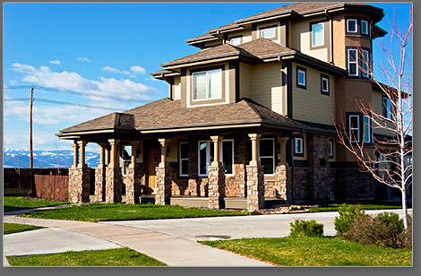 Residential Bozeman Montana Home Architect