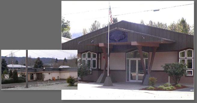 ELKS of Issaquah, Washington - Public Organization Architecture Design