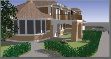 Residential Bozeman Montana Home Architect - Home Design Planning in 3D CAD