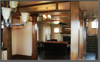 Interior Kitchen Design by Residential Home Architect Darell Swanon of Bozeman, MT
