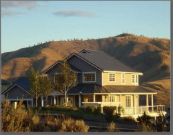 Bozeman, MT Home Architect - Swanson Residential Home Architecture Project